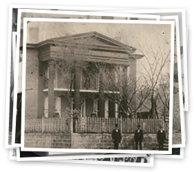 Belo House at Main and Bank Streets in Salem