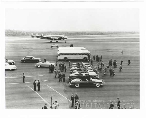 Z. Smith Reynolds Airport