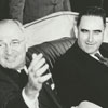 President Harry Truman and North Carolina Governor William Kerr Scott