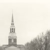 Wait Chapel in snow