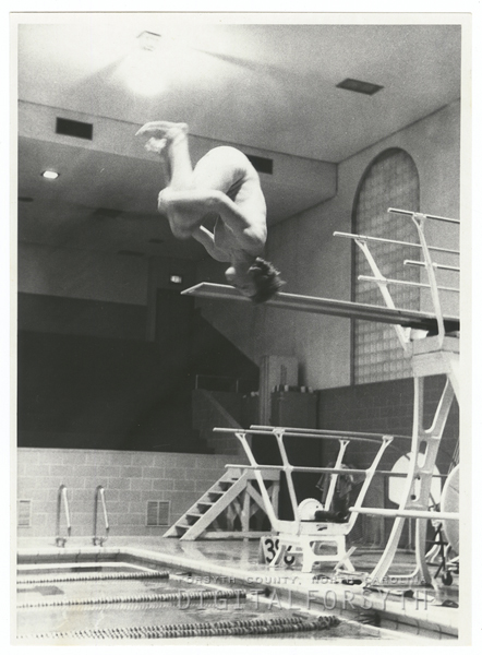 Wake Forest Diver