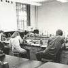 Wake Forest Professor Raymond Wyatt in Botany lab