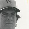 Wake Forest baseball player Merle Henkel