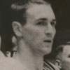 Wake Forest basketball player Bob Leonard