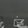 Wake Forest basketball player Frank Johnson