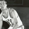 Wake Forest basketball player Dickie Walker