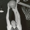 Wake Forest basketball player Frank Christy