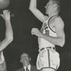 Wake Forest basketball player Jim Gilley
