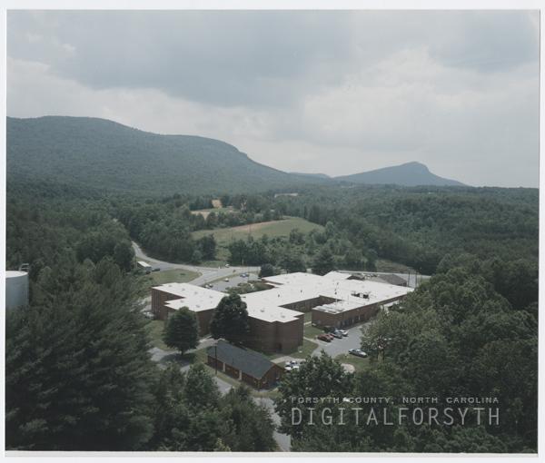 Stokes-Reynolds Memorial Hospital