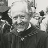 Dr. Richard T. Myers at Commencement