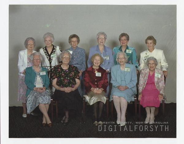 Classes of 1931-1935 Reunion