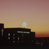 Moravian Star on the Hospital