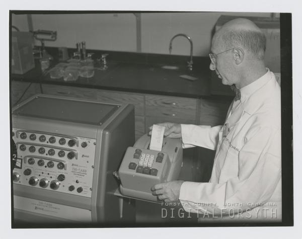 Tri-Carb Spectrometer
