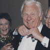 Eddie Albert borrows a Tie