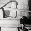 """First fire engine in North Carolina Salem, NC c. 1785"""