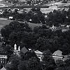 Aerial View of Salem from the West