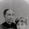 Francisca Fischer and Emma Fischer Cain