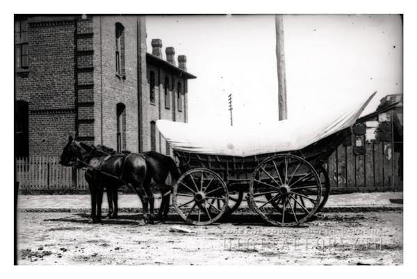 Nissen Wagon