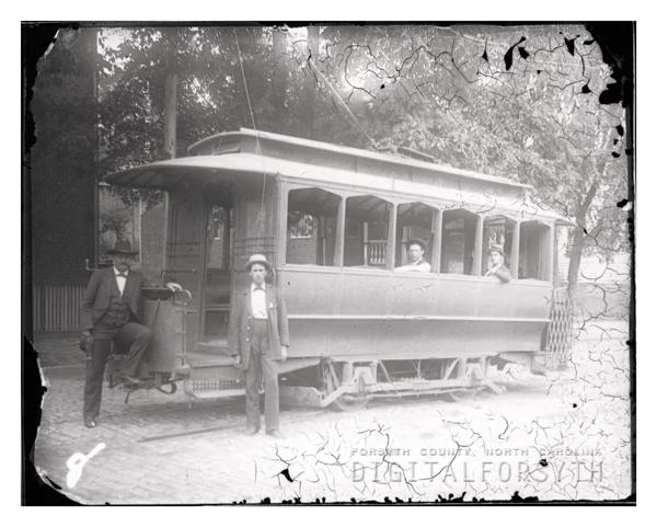 'Street Car -- Pratt and Miller'