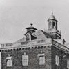 """Post Office and North Liberty Street, Winston-Salem"""