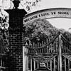Gate to Salem's God's Acre