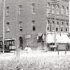 """O'Hanlon Corner w / O'Hanlon's Old Building"""