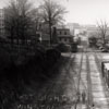 """""""Railroad Yard Looking North"""" / """"First Sight of Winston-Salem"""""""
