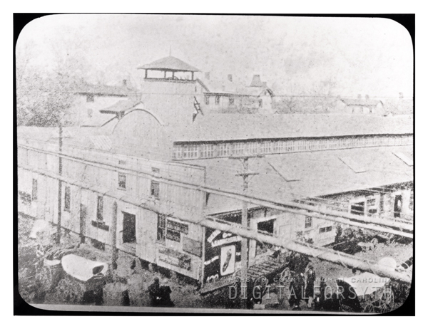 'First Tobacco Warehouse'