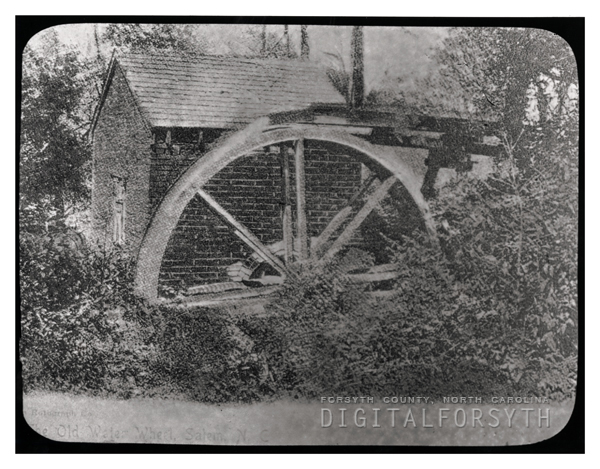 'Old Salem Water Works'