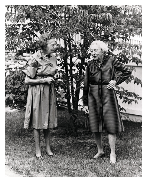 Ada and Annie Allen