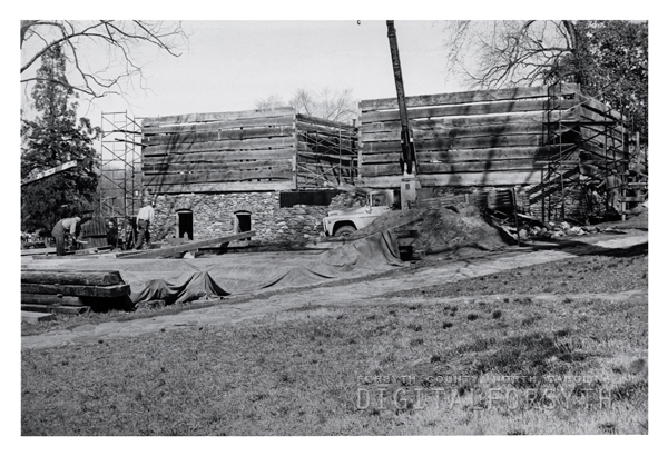 Construction Site for Single Brothers' Workshop