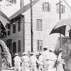 """Firemen's parade on Main Street--Salem, 1905"""