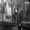 Woman on Main Street in Salem