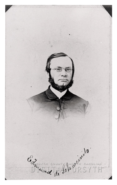 Edmund de Schweinitz