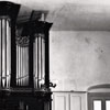 Tannenberg Organ in Home Moravian Church
