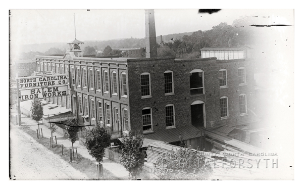 North Carolina Furniture Co And M Iron Works