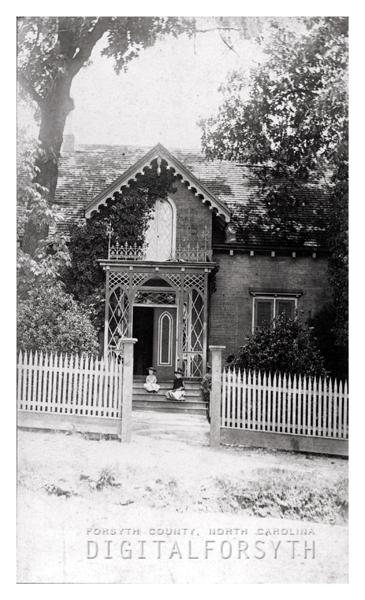 'Leinbach ('Starmakers') House. Church St.'