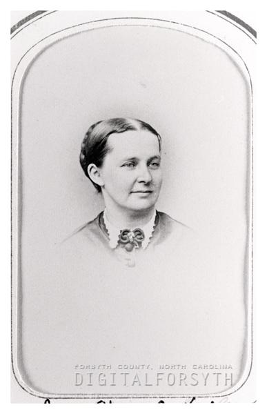 Emma Antoinette Vogler (nee Reich)