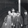 Managers and Operating Personnel at the Fries Power Station
