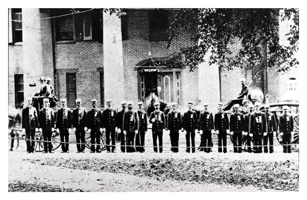 'Salem Fire Company'