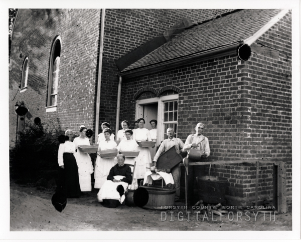 Bethania Moravian Church Dieners