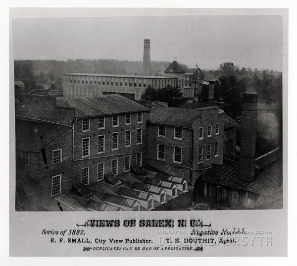 Fries Wool Mill - Lot 103