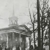 First Forsyth County Courthouse (1850-1897).