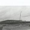 Whitaker Park cigarette factory under construction, 1960.