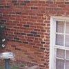 Old Town Elementary School on Reynolda Road before it was renovated and restored, 1996.