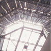 Interior framework of the new Wachovia Center dome, 1996.