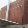 Forsyth County Detention Center on Chestnut Street, 1998.