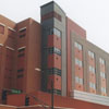 Forsyth County Detention Center at Church and Third Streets, 1998.