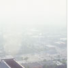 Aerial of downtown looking west, from the new Wachovia Center, 1996.