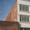 Building at 718 N. Trade Street, 2006.